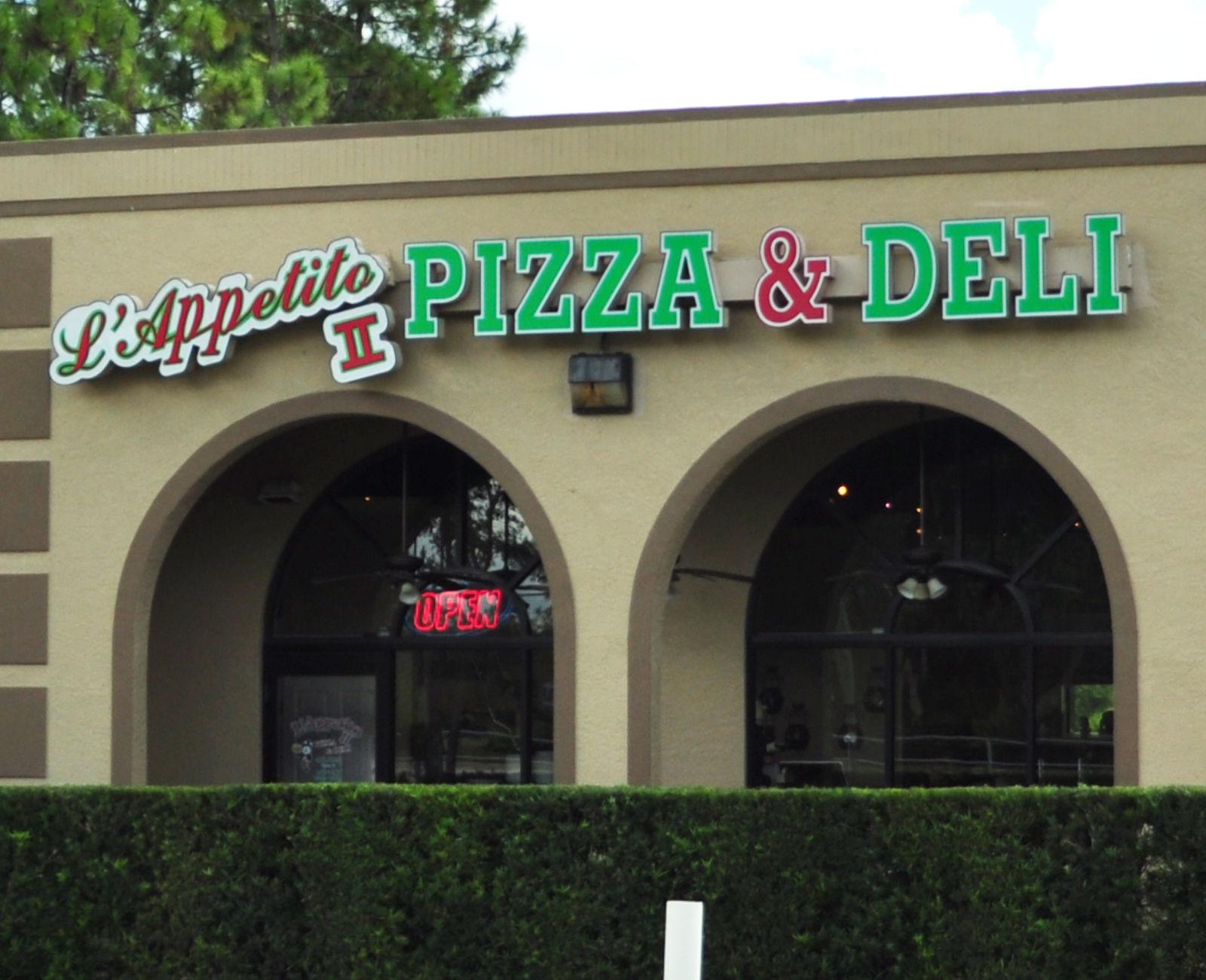 New York Style Pizza Delivery In Naples L Appetito Italian